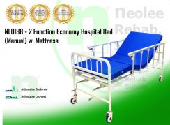 [Neolee] Katil Homecare Bed 2 Function (Manual)