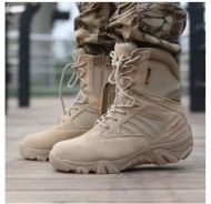 Kasut operasi delta desert tactical boot hiking gd