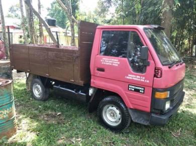 Toyota dyna diesel offroad