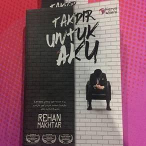Novel Melayu - Takdir untuk aku