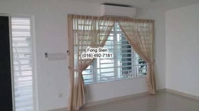 2s/sd house at Tingkat Laut (Seahome), Tg Bungah, Penang
