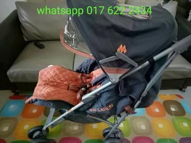 Maclaren Techno XLR stroller in very good conditio