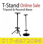 T-Stand TRIPOD model untuk Bunting Stand PNG