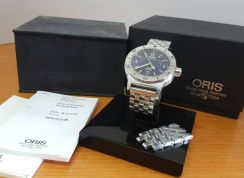 Oris Diver Day Date Automatic Watch