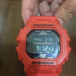 Casio g shock gx-56 orange