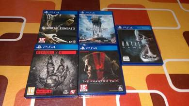 Ps4 cd secondhand