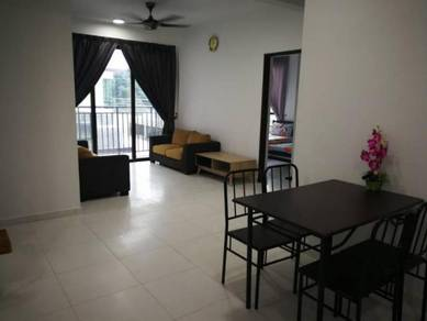 [Below Market Value] The Heights FullyFurnished Condo Mmu Ixora Town
