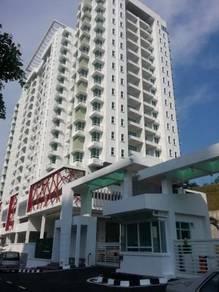 Dzone Condominium- Corner Unit, High floor