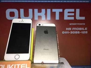 Iphone 5S .64gb tiptop ada gift