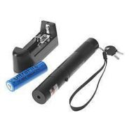Astronomical High Power Green Laser Safety P