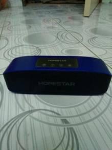 Speaker + wire aux