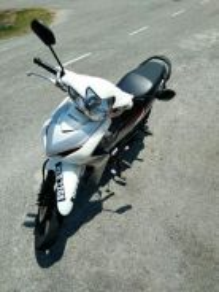 Honda wave 110 electrik starter