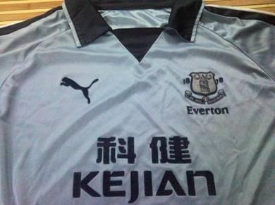 Rare PUMA Everton 3rd Away Jersey 2003-04