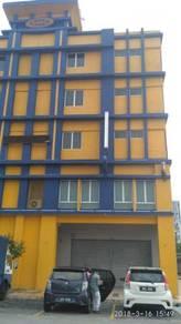 Shop Office, End Lot, Shah Alam For Sale