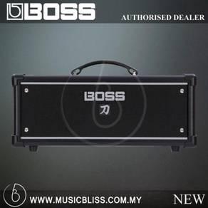 Boss Katana Head 100/50/0.5W Guitar Amplifier