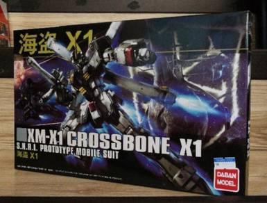 Daban Gundam HG 1/144 crossbone x1