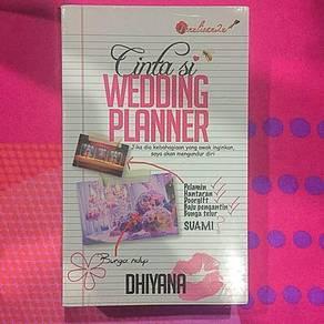 Novel Melayu - Cinta si wedding planner