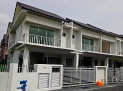 NEW 2Storey 20x70 SRI JAROMAS (Free Interior 3D Design by house owner)