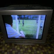 Tv Toshiba 21 inci flat screen