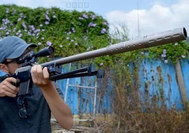 Blaster 103cm AWM Sniper Gel Bullet 7-8mm