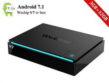 Wechip V7 TV Box Amlogic S912 3GB RAM + 32GB ROM
