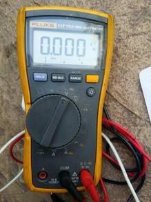 Fluke meter made in usa for sell