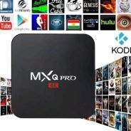 Mx android (FULLHD PRO) Tv box decoder