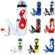 750ml Mountain Sport Water Bottle + Holder