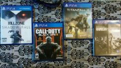 PS4 Games 4