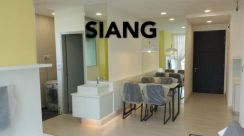 Straits Garden Suites WORTHBUY 2 Bedrooms Near H2O Jelutong