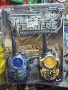 Transformers kids walkie talkie
