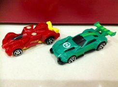 Hotwheels DC Toy Cars