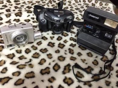 Camera Kamera Antik dan Lama