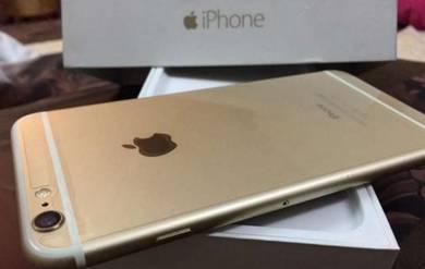 Iphone 6 PLUS memory 64GB kaler GOLD