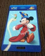 Hong Kong Disneyland Hotel Door Card