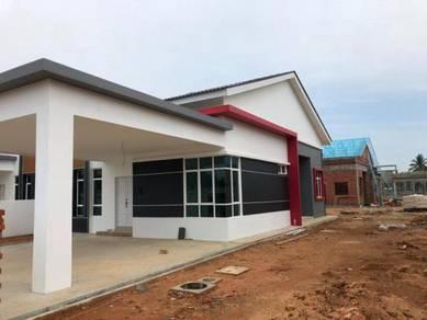 NEW Semi D Modern Design at Pantai Sepat Kuantan Rezab Melayu Free SNP