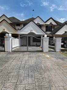 TAMAN RINTING, Big space Double Storey, Beside Mydin Mall