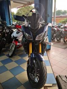 2019 yamaha mt-09 tracer gt (new)!!!!