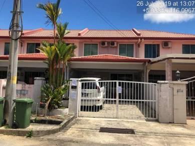 2 Storey Terrace House in Millennium Height, Penampang, Sabah