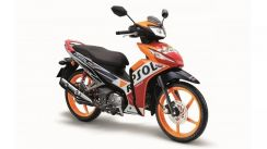 Honda dash-125i/single disc/repsol/double disc/