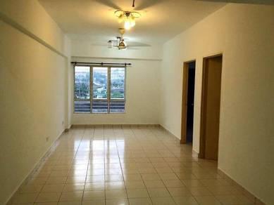 Sering Casuarina Apartment Batu 9(5min to MRT Taman Suntex)3 Rooms