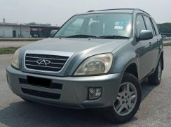 Used Chery Tiggo for sale