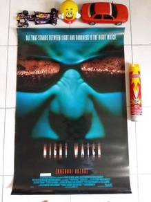 Poster Original NIGHT WATCH Limited Edition 2005