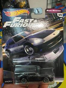 Hotwheels fast&furious; nissan fairlady z