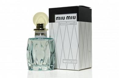 MIU MIU L'eau Bleue Tester Perfume