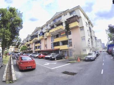 [BOOKING RM1K] Apartment Casmaria Taman Samudera Batu Caves Selangor