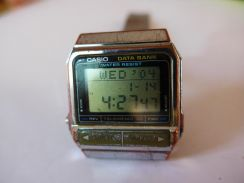 Casio Databank DB-310 Watch