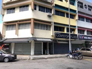 [CORNER UNIT] 4 Storey Shop Jalan Jejaka Taman Maluri Cheras LRT MRT
