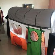 House Bus Tent