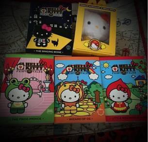 Hello kitty fairy tales toys